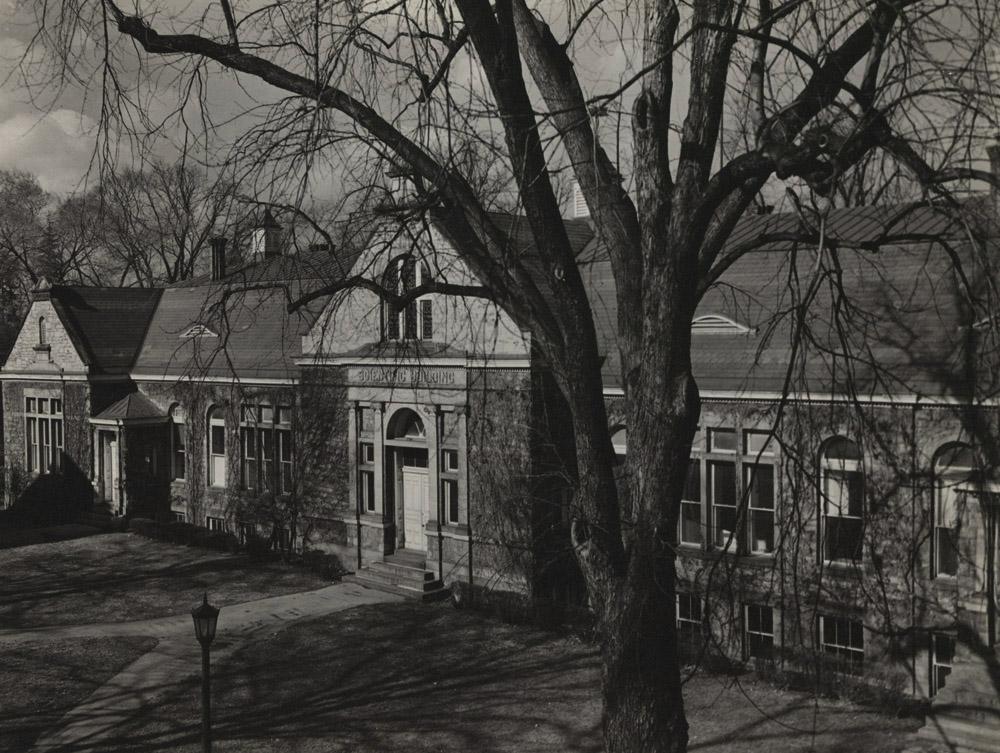 Tome Scientific Building, c.1955