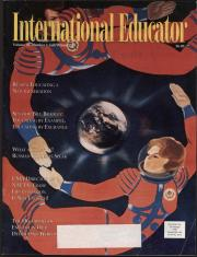 International Educator Magazine Fall/Winter 1993