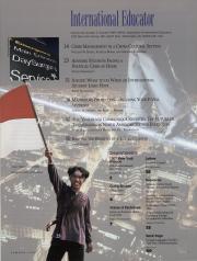 International Educator Magazine