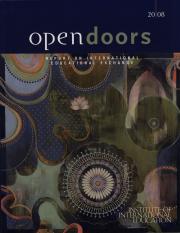 Open Doors: Report on International Educational Exchange
