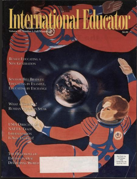 International Educator Magazine Fall/Winter 1993