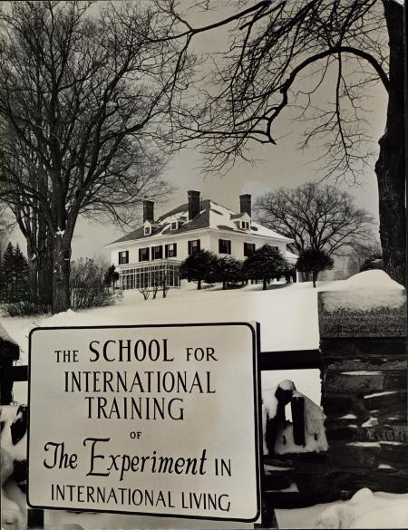 The School for International Training at The Experiment for International Living, c.1980