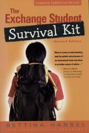 """The Exchange Student Survival Kit,"" by Bettina Hansel"