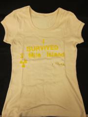 Three Mile Island T-shirts, 1979