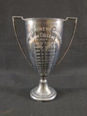 Inter-Class Athletic Championship Women's Trophy, c.1931-1961