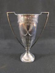 Inter-Class Women's Hockey Championship Trophy, c.1932-1957