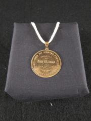 Pierson Prize for Oratory Medal, 1887