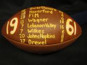 Football, 1961