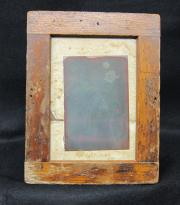 Wooden Printing Frame, front