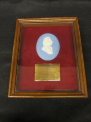 Frame Wedgwood Medallion, 1952
