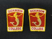 Reserve Officer Training Corps Patches, 1973
