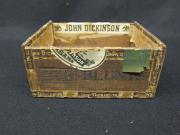 John Dickinson Cigar Box