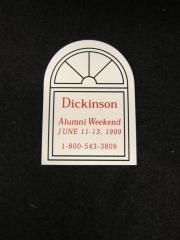 Alumni Weekend Magnet, 1999