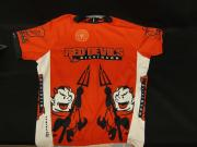 Original Red Devils Cycling Shirt Front