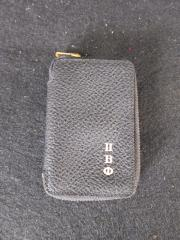 Pi Beta Phi Black Key Wallet