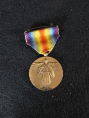 World War I Victory Medal, 1919