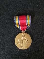 World War II Victory Medal, c.1945