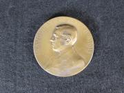 Woodrow Wilson Inauguration Medallion, 1913