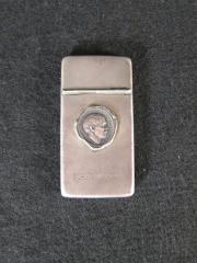 Calling Card Box, 1889