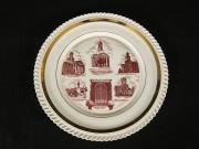 Carlisle Bi-Centennial Commemorative Plate, 1951