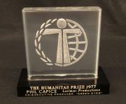 "Humanities Prize for ""Green Eyes,"" 1977"