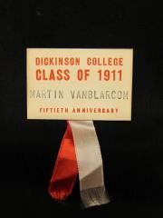 Class of 1911 pin