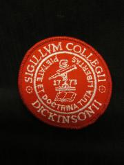 Dickinson College Seal patch