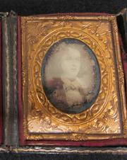 Daguerreotype of Young Man