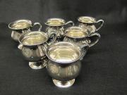Phi Kappa Psi Handled Cups, c.1890