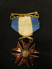 Army of the Potomac Pin, 1890