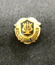 Chamber Choir Pin, 1985