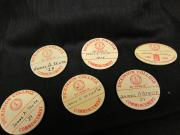 Commencement  Buttons, 1929