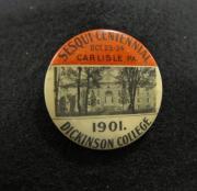 Sesqui-Centennial Anniversary Pin, 1901