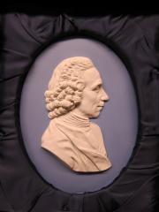 Priestley Medallion plaque, 1983