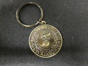 College Seal Keyring