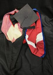 Academic Hoods and Cap, c.1950
