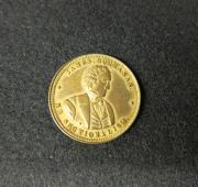James Buchanan Doré Coin, 1856