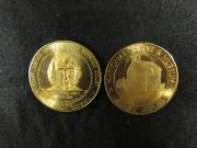 Roger Brooke Taney Commemorative Medals, 1969