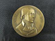 Obverse Bronze Benjamin Rush Commemorative Medal