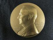 John W. Snyder Commemorative Medal, c.1945
