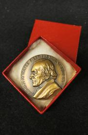 Jeremiah Atwater Commemorative Medal in Box
