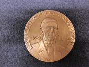 William Wood Gerhard Commemorative Medal