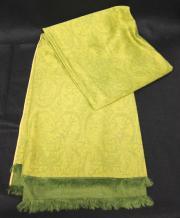 Green Silk Tapestry