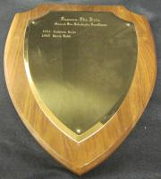 Gamma Phi Beta Scholastic Excellence Award, 1984