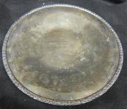 Beta Delta Platter, c.1960