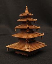 Wooden Stupa, c.1960