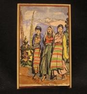 """Himalayan Beauties"" Print, c.1960"