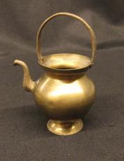 Brass Teapot, c.1960