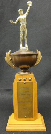 Varsity Club Award, 1953