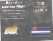 """Altland's Ranch """"Bear and Leather Night"""" Posters - circa 2000"""